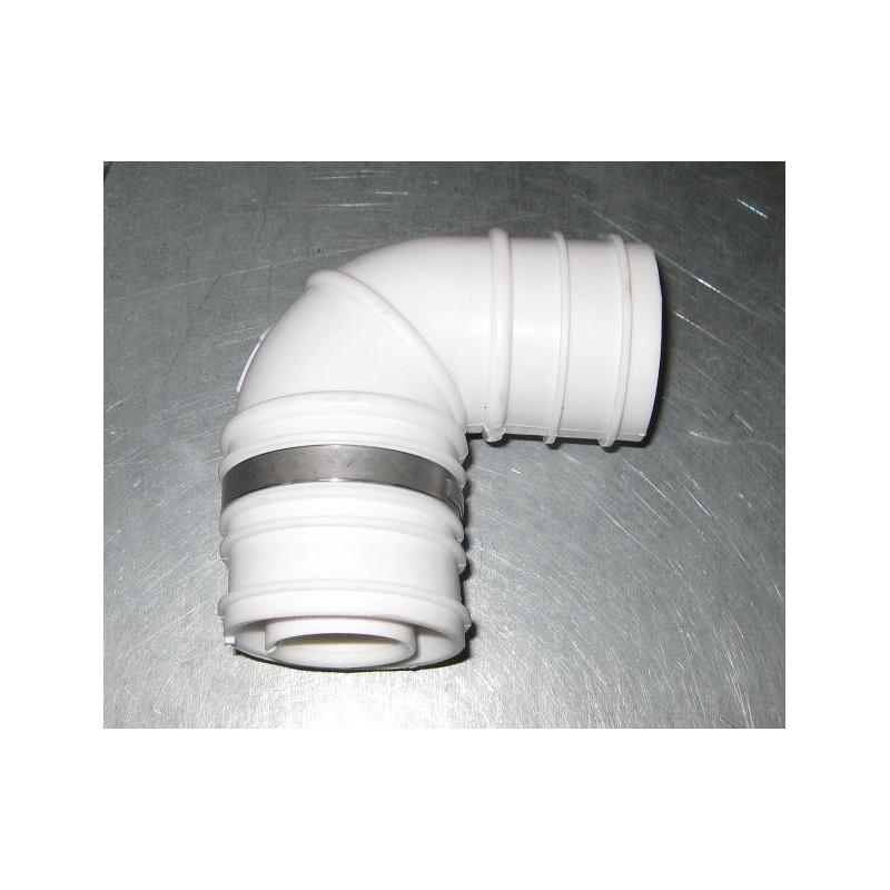 SPLA001 - COUDE CLAPET ANTI RETOUR T12P